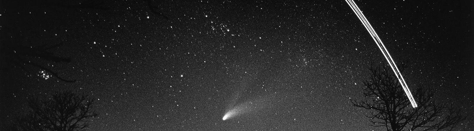 Stephen DiRado, Tisbury Comet Hale Bopp,  Tisbury, MA, 1997.