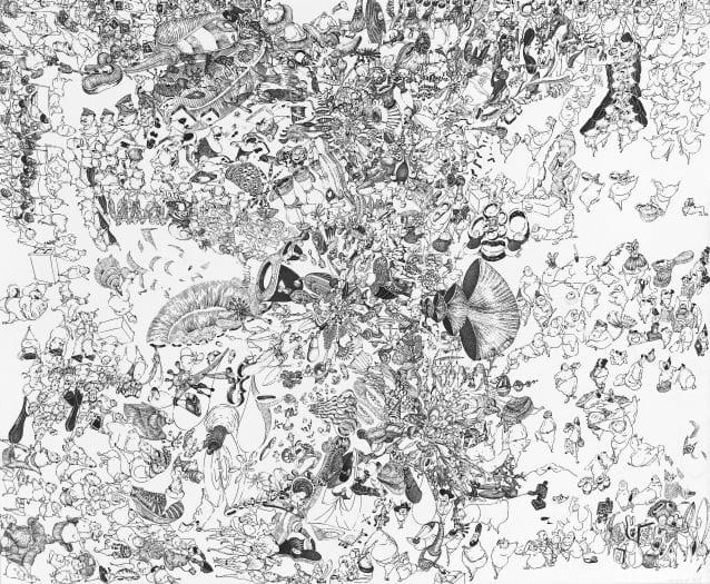 2_Ricardo Lanzarini_Delirio abstracto contagioso_2013