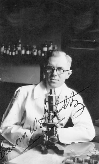 Edwin W. Schultz, Medicine, 1925 _