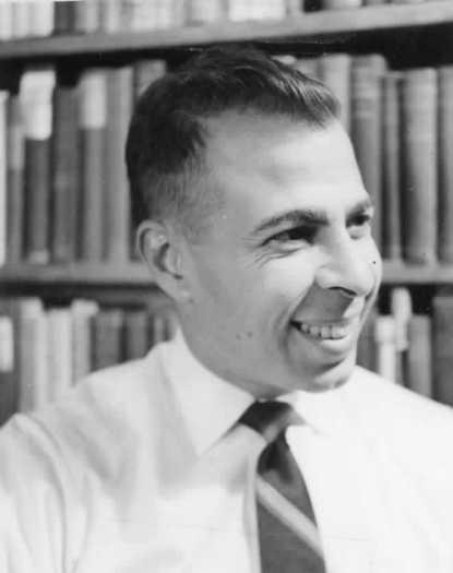 Marcus Singer, Biology & Ecology, 1966_