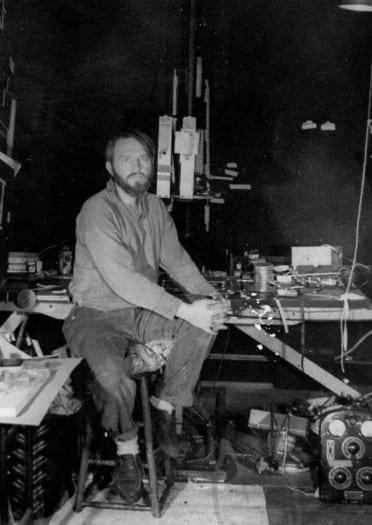 Stan VanDerBeek, Video & Audio, 1979_