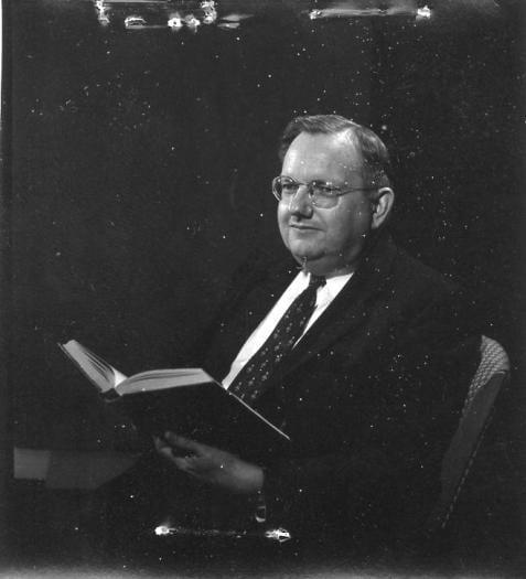 Virgil K. Whitaker, English Literature, 1969 _