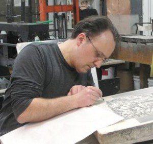 Endi Poskovic, Fellow in Fine Arts, 2011