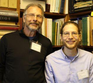 Martin and Erik Demaine, Fellows in Fine Arts, 2013