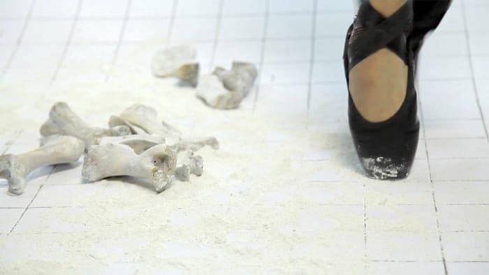 Jen Liu_Bones_Toe Shoes