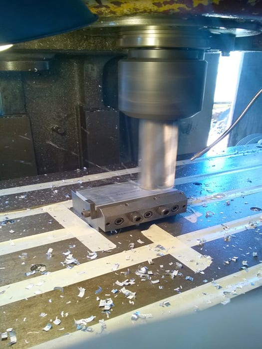 Roy Thurston_02_Filling honeycomb panel edge